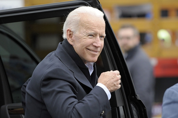 Forgiving Joe Biden