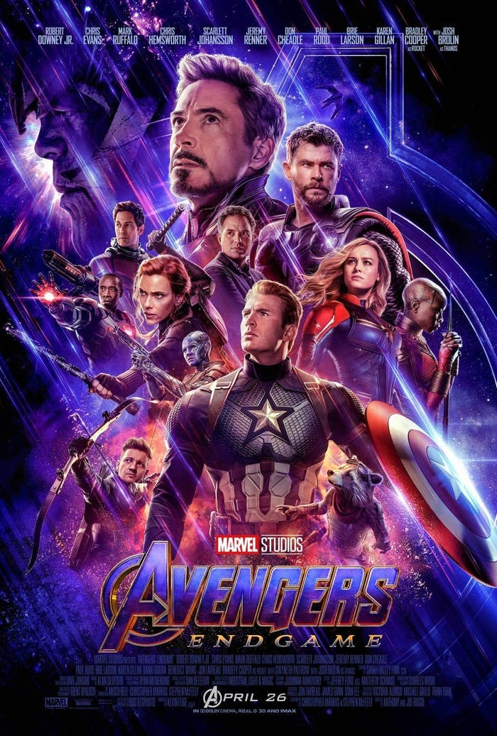 f5ec90b7a11b0 We're less than a week away from Avengers: Endgame, and what's wild is we  really don't know anything about the movie.