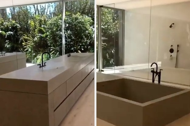 A More In Depth Look At Kim And Kanye S Insane Bathroom