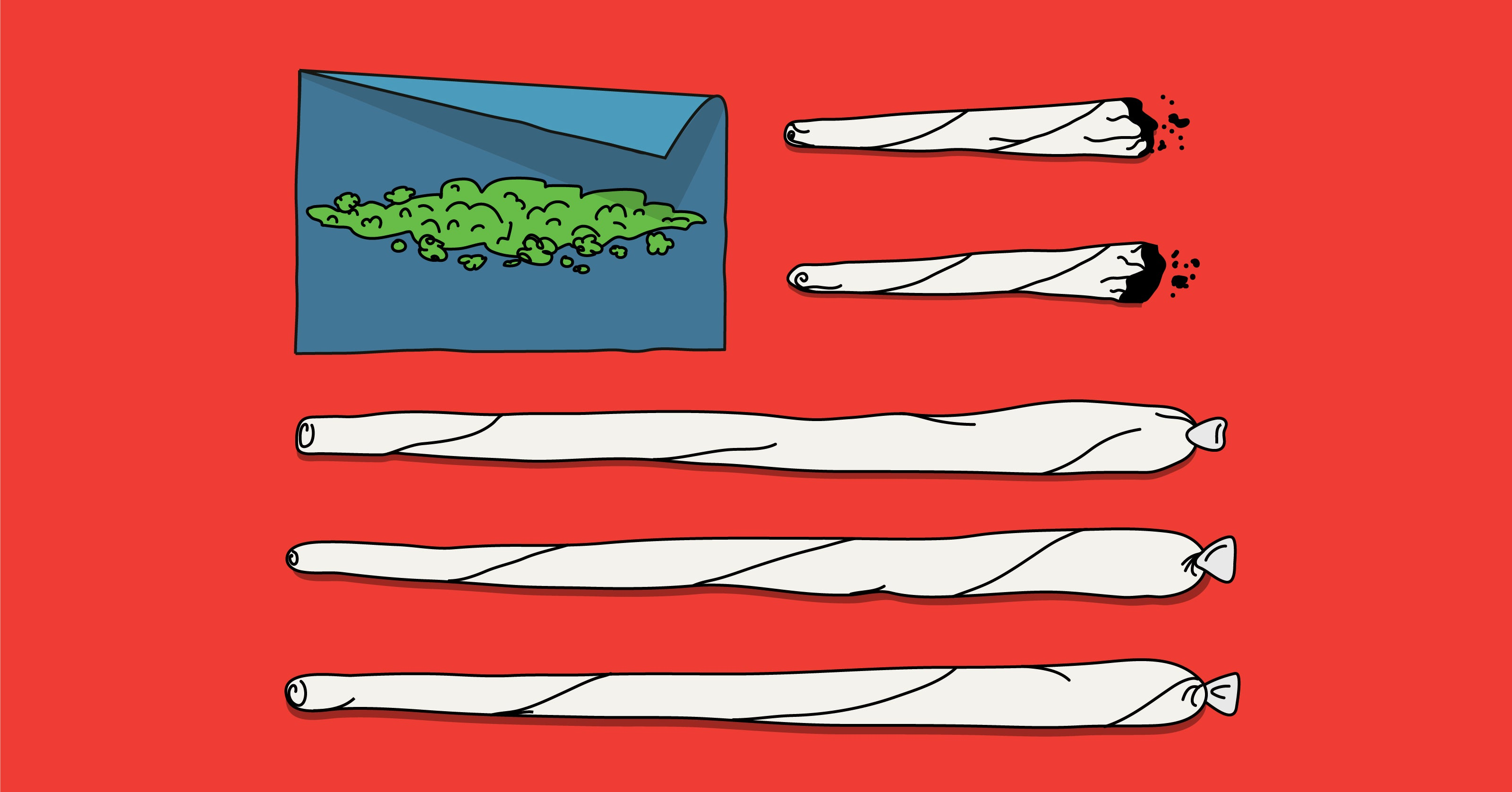More Than A Quarter Of Americans Use Marijuana And Are Cool With A President Who Has Smoked, Major National Poll Finds