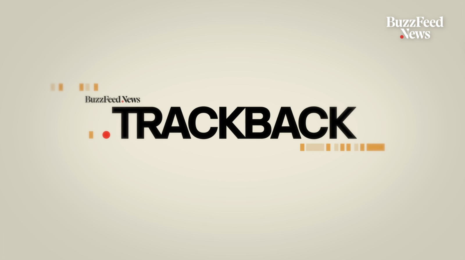 Trackback Is A New Hoax-Busting YouTube Series From BuzzFeed News