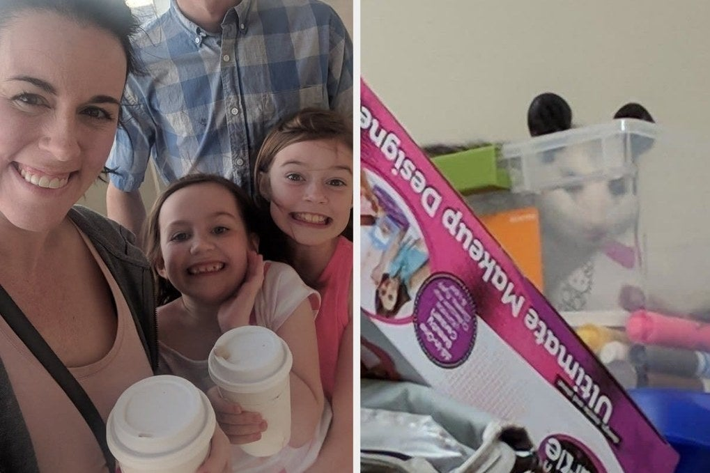This Mom's Story About How A Possum Lived In Her Daughters' Room For 3 Days Has Parents Everywhere Crying...