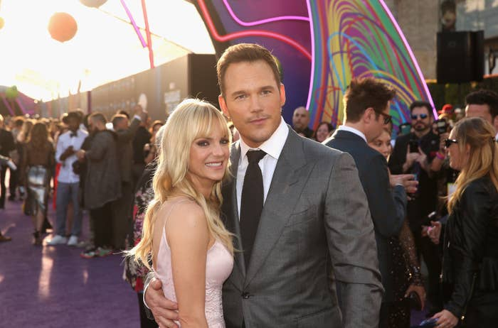 e2937dabfe You probably don't need me to tell you that Anna Faris and Chris Pratt used  to be married, and you probably also don't need me to tell you that they  then ...