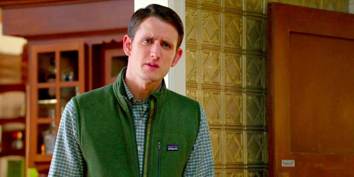 2c0848a4f96 A Patagonia fleece vest is worn by the Jared character on HBO  x27 s