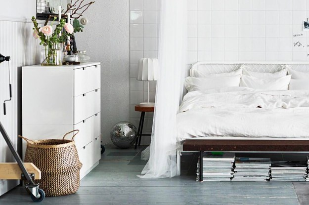 23 Ridiculously Clever Storage Ideas For Your Bedroom