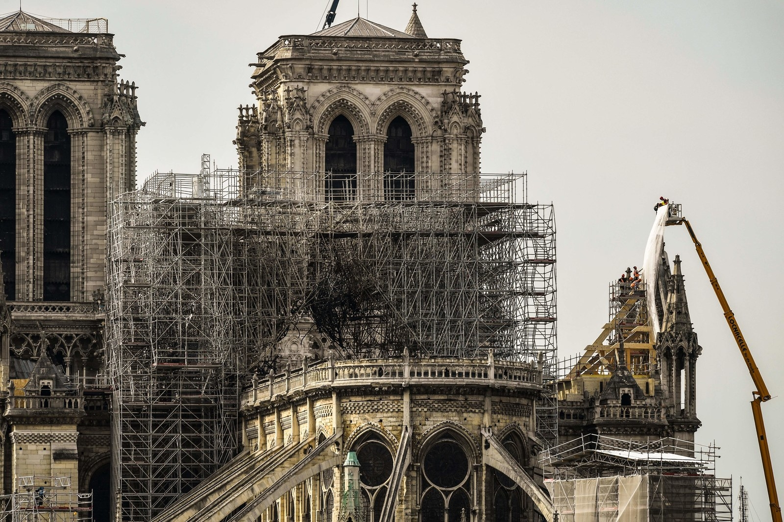 The Notre Dame Fire Reminded Us That Nothing Lasts Forever