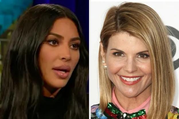 Kim Kardashian Was Asked About That ...