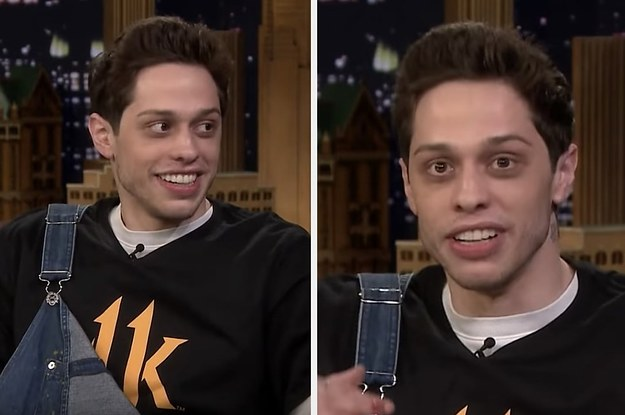 I Love That Pete Davidson Is ...