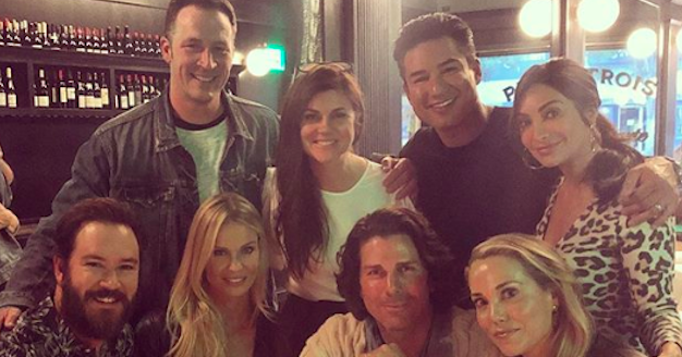 """The """"Saved By The Bell"""" Cast Had A Mini-Reunion And This '90s Baby Is Freaking Out"""