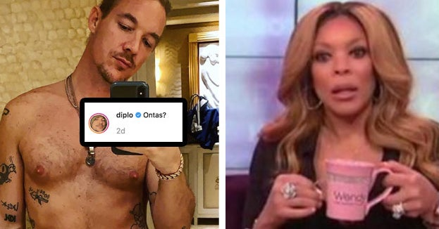 """Here's Why A Lot Of Celebs Are Saying """"Ontas"""" On Social Media"""