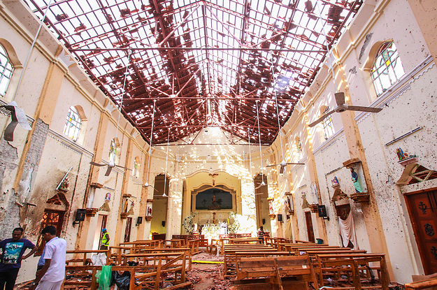 Sri Lanka Blocked Social Media To Stop The Spread Of Fake News About The Easter Blasts