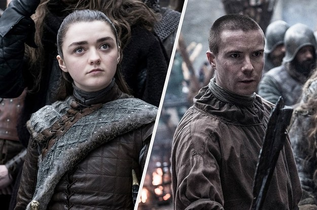 Maisie Williams Revealed What It Was ...