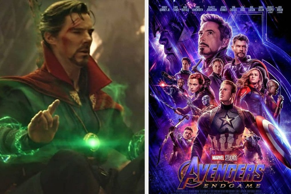 """Here's How Time Travel Could Work In """"Avengers: Endgame"""""""