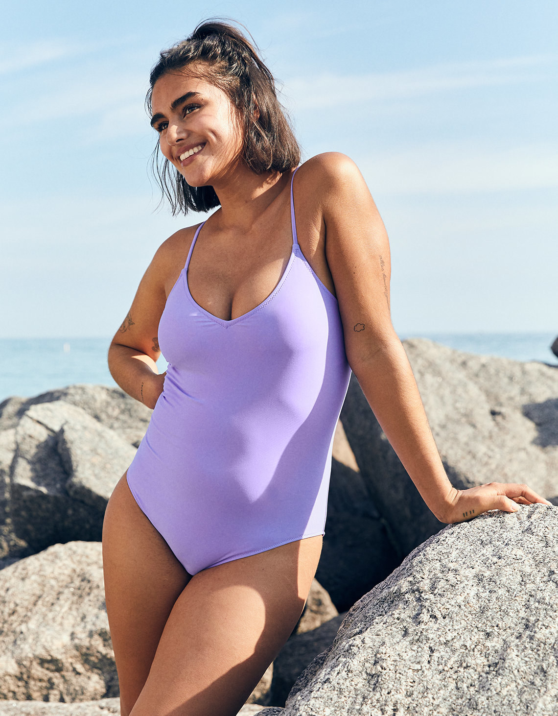 37 One Piece Bathing Suits That Ll Make You Ditch Your Bikini