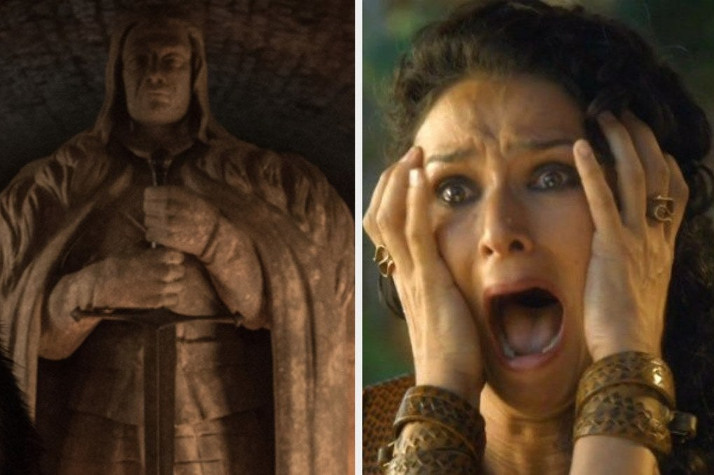 """""""Game Of Thrones"""" Fans Have A Theory About What's Going To Happen In The Winterfell Crypts, And..."""