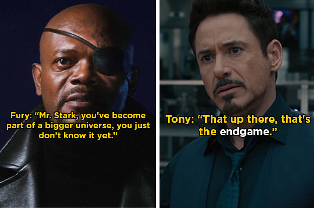 Here Are 45 MCU Details To Remember ...