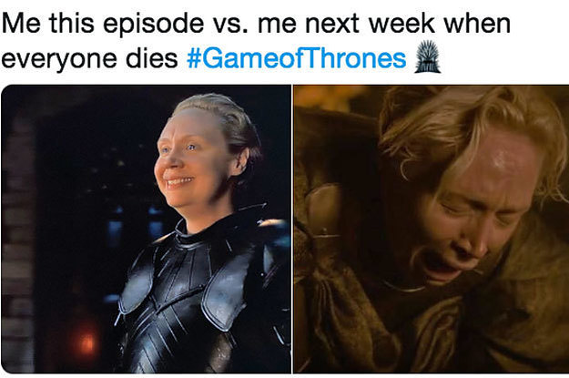 "Next Week's ""Game Of Thrones"" Looks Scary As Hell And I'm STRESSED"