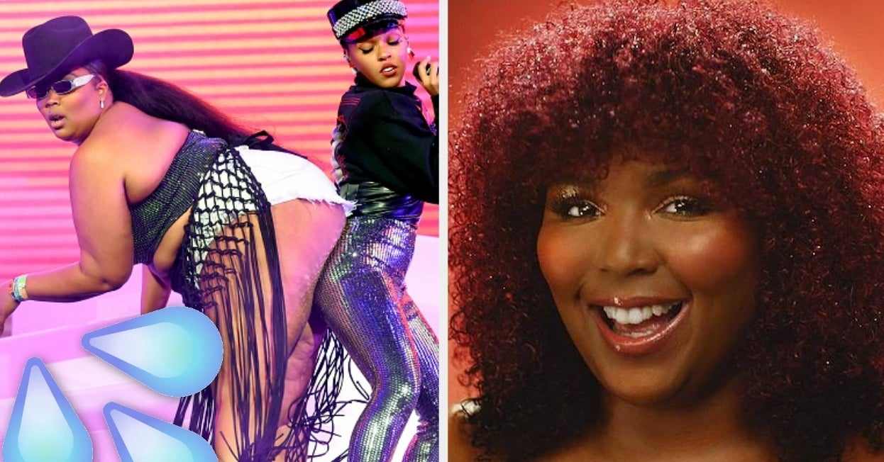 Choose A Track From Lizzo's New Album And We'll Give You A Lyric to Live By