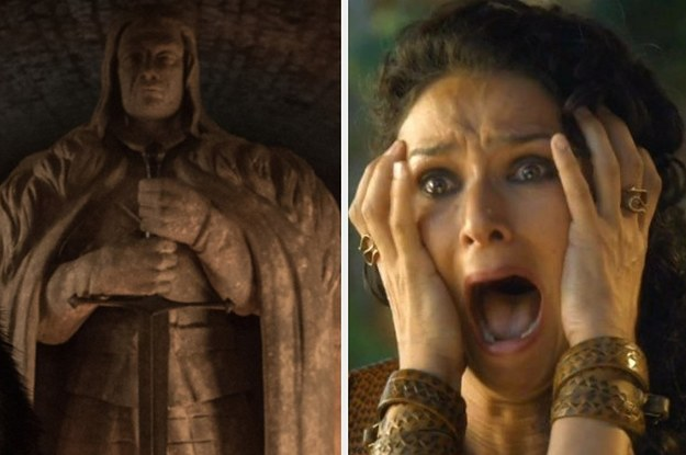 """""""Game Of Thrones"""" Fans Have A ..."""