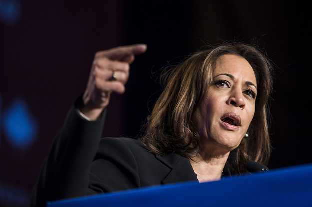 Kamala Harris Says She'll Take Gun Control Into Her Own Hands As President If Congress Doesn't Act