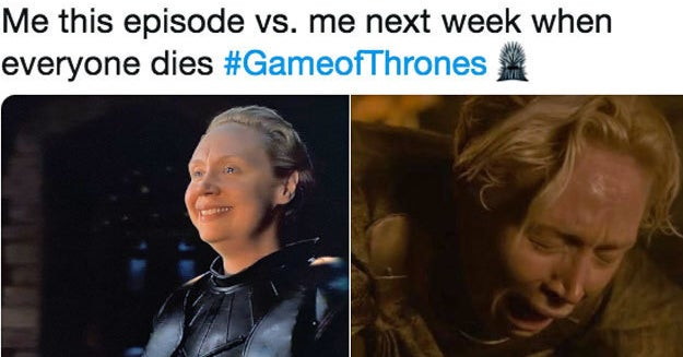 """Next Week's """"Game Of Thrones"""" Looks Scary As Hell And I'm STRESSED"""