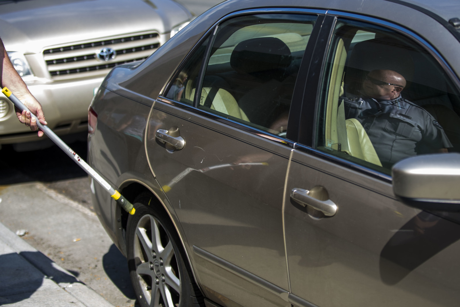 Federal Court Rules Chalking Tires Of Parked Cars Is Unconstitutional In Michigan