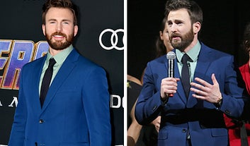 Chris Evans And Chris Hemsworth Revealed How Much They Cried Watching