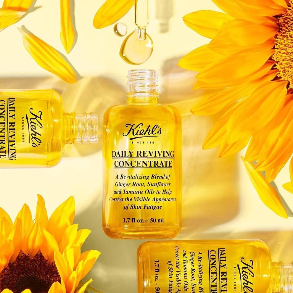 You Can Now Get Everything At Kiehl's For 20% Off And My Skin Is
