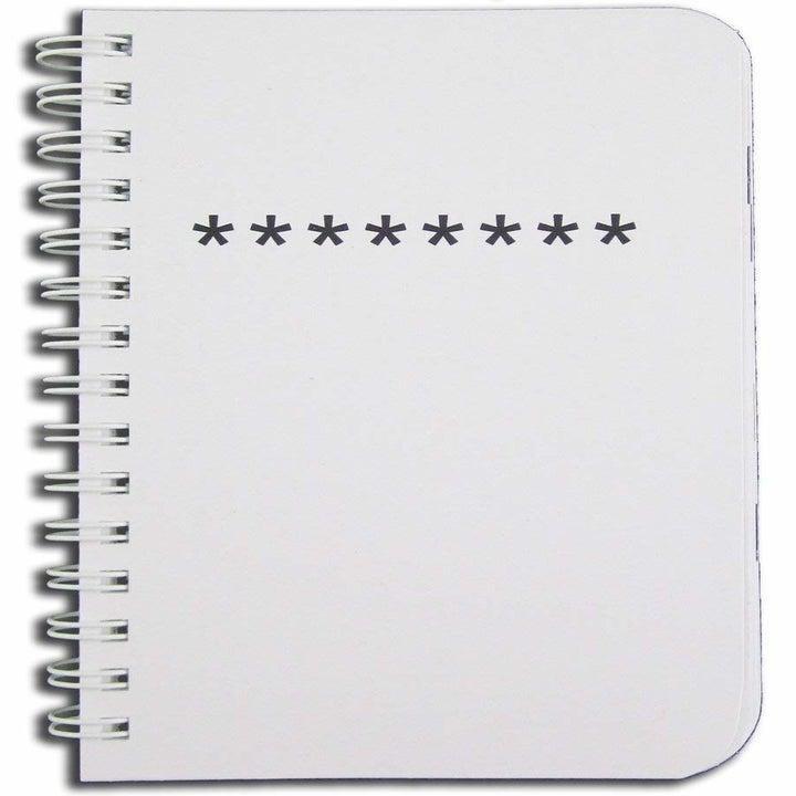 password journal