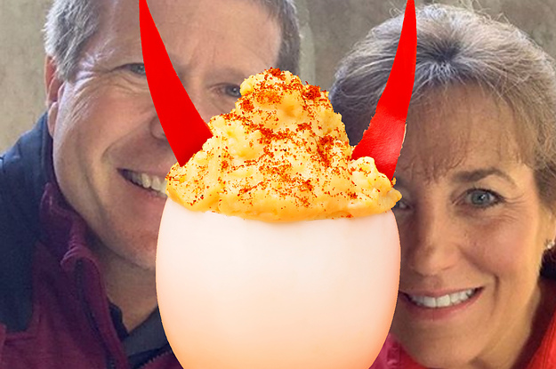 "The Duggars Renamed ""Deviled Eggs"" Which Sparked A Huge Debate About Eggs And Satan"