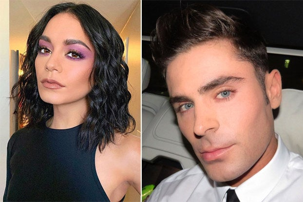 "Vanessa Hudgens Talked About Dating And Fighting With Zac Efron On Set Of ""High School Musical"""
