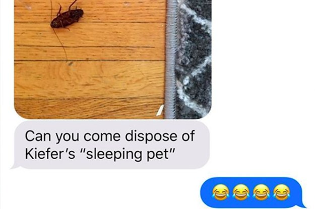 17 Parents Whose Hilariously Real Texts Will Make Other Parents Go,