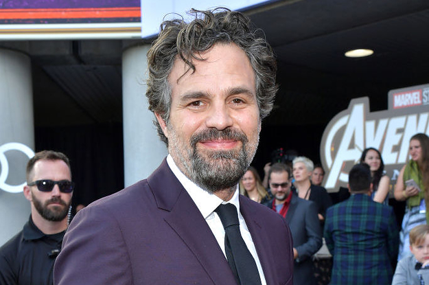 """Mark Ruffalo Was Given A Fake Script For """"Avengers: Endgame"""" Because He Can't Quite Keep His Mouth Shut"""