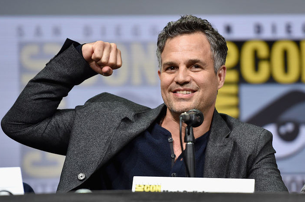 Mark Ruffalo Was Given A Fake Script For