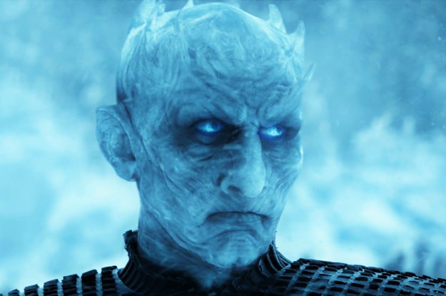 """There's A Very Smart Theory About The Night King In """"Game Of Thrones"""" And It Will Give You Chills"""