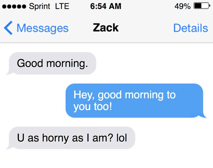 33 Very Common Male Names And What It's Like To Text Them