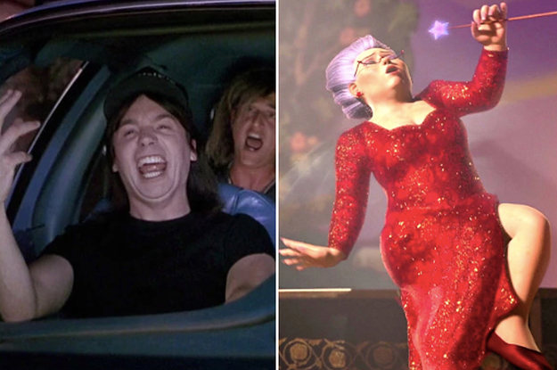 What Is The Best Musical Moment In An Otherwise Non-Musical Movie?