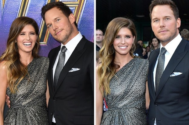 Chris Pratt And Katherine Schwarzenegger Made Their ...