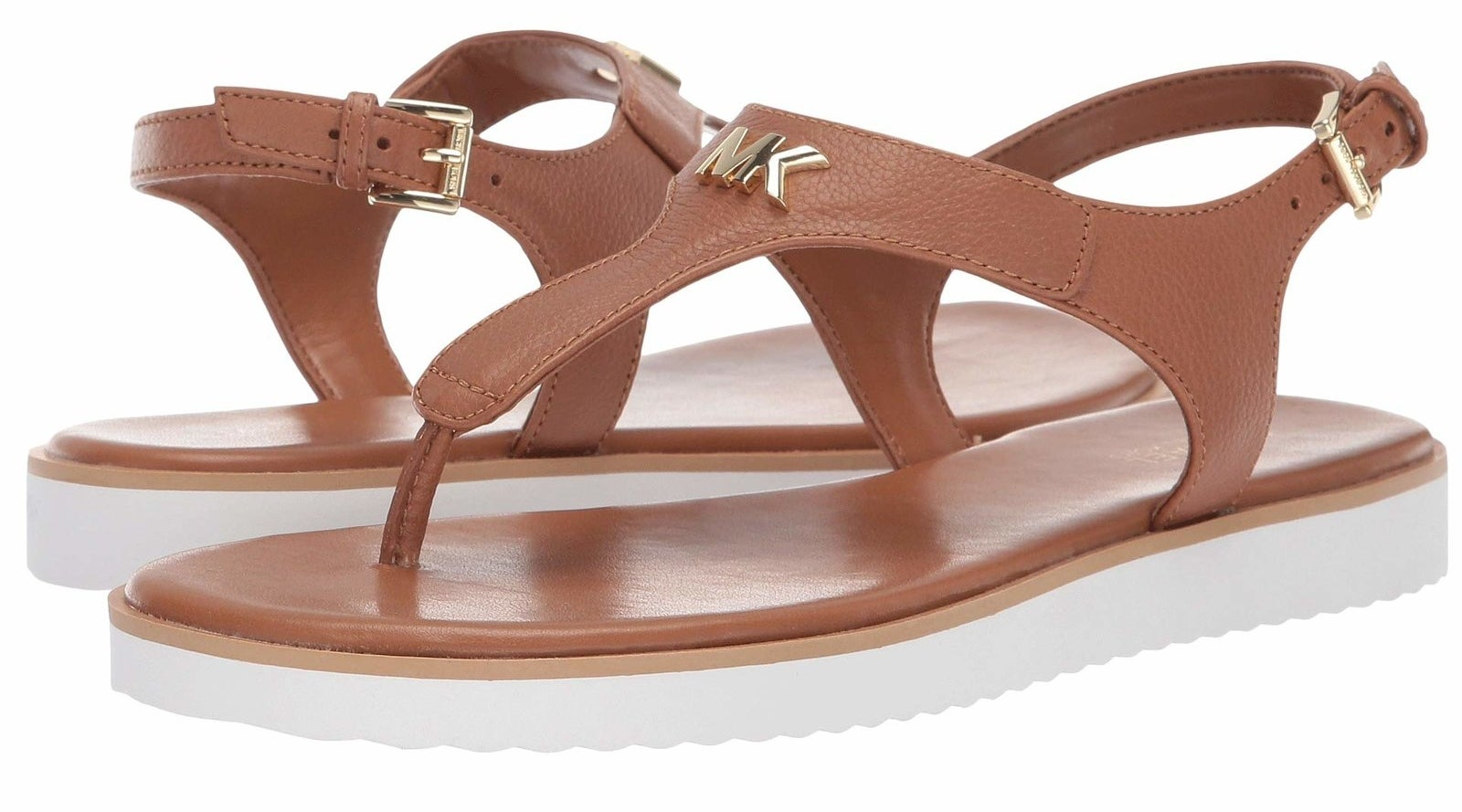 """""""They are are life! Simple and stylish for any occasion, a bunch of colors for every outfit, and comfortable enough to walk around a city all day! I buy a new pair in a new color every year!""""—a42fc3f2a0Although the specific Sondra sandals seem to be sold out everywhere (you can check out PoshMark for pre-owned pairs), you can get a similar style from Michael Kors on Nordstrom for $89 (available in women's sizes 5–11 and two colors)."""