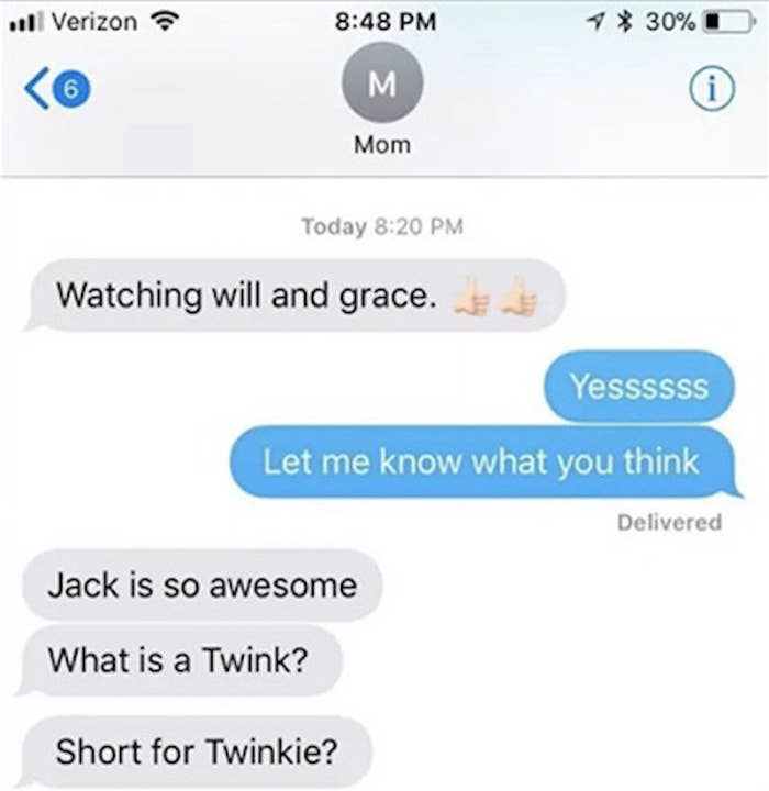 17 Embarrassing Mom Texts