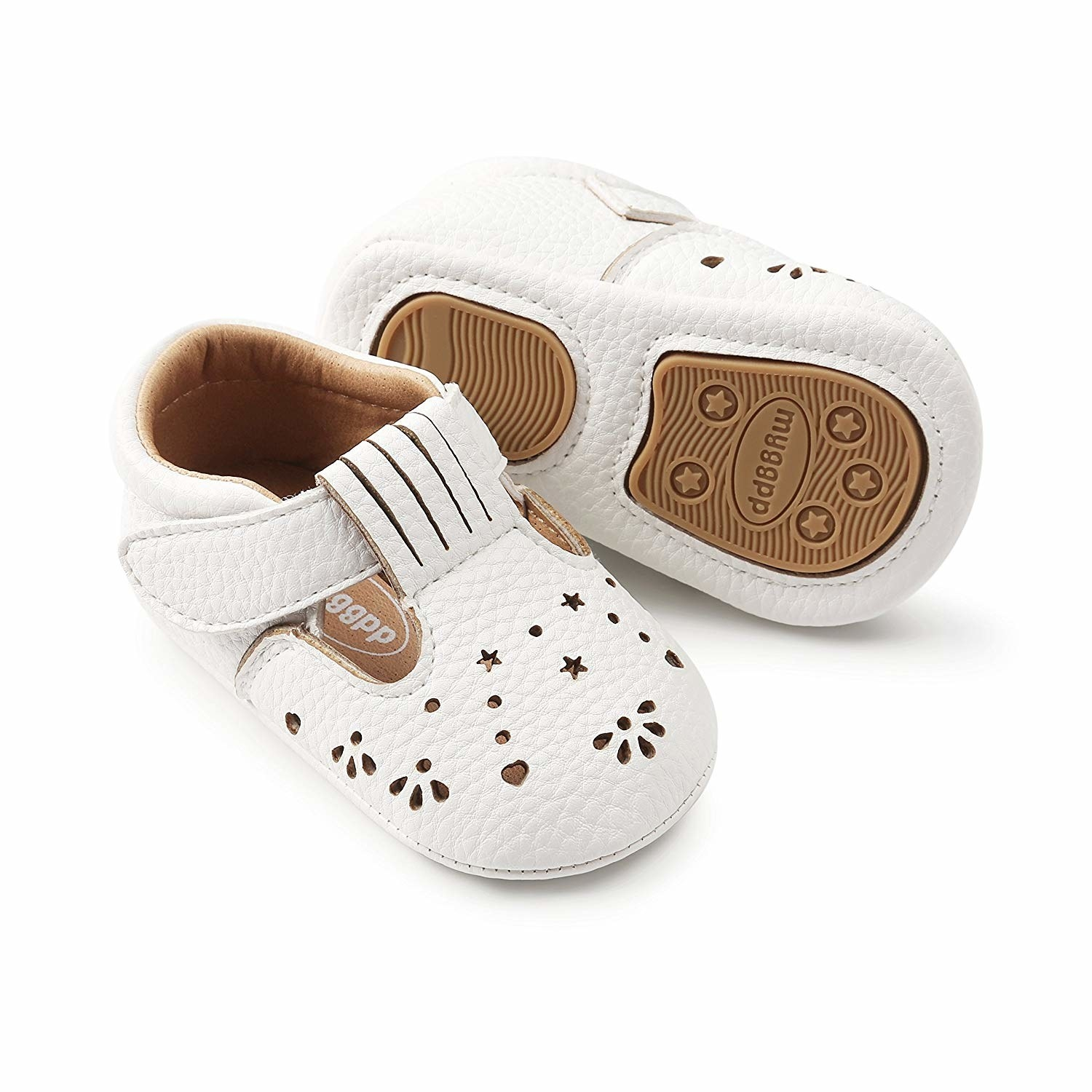 Fashion Baby Boys Girls Canvas Toddler Sneaker Anti-slip First Walkers Shoes 0-18 Months Dog-78