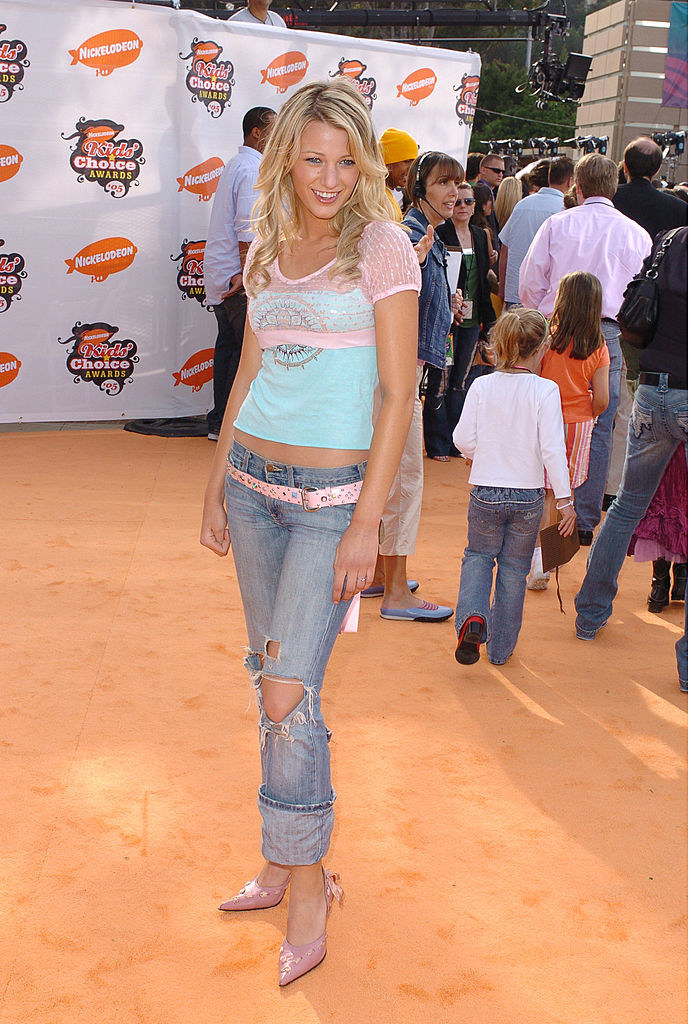 """Blake Lively Used To Wear Forever 21 On Red Carpets But Told People It Was """"Vintage"""""""