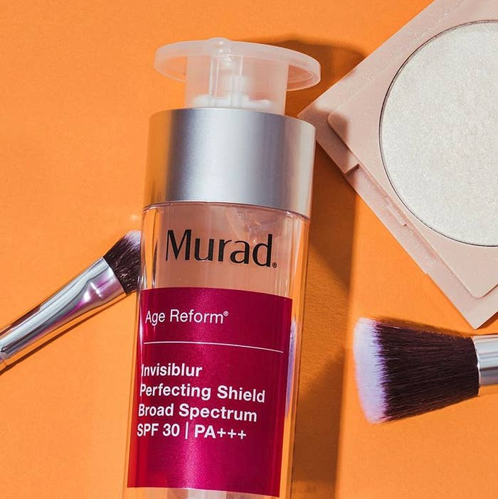 Image result for Murad Invisiblur Perfecting Shield SPF 30 pinterest