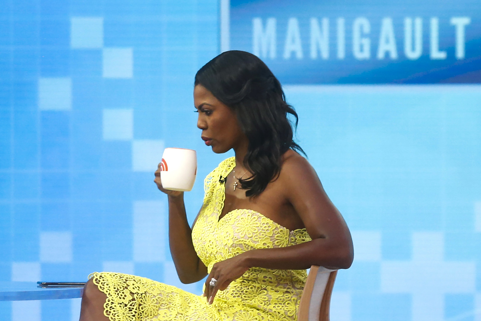 """Omarosa Thinks Kamala Harris Is Running A """"Historic"""" Campaign That Trump Would Try To Shut Down With Racist """"Undertones"""""""