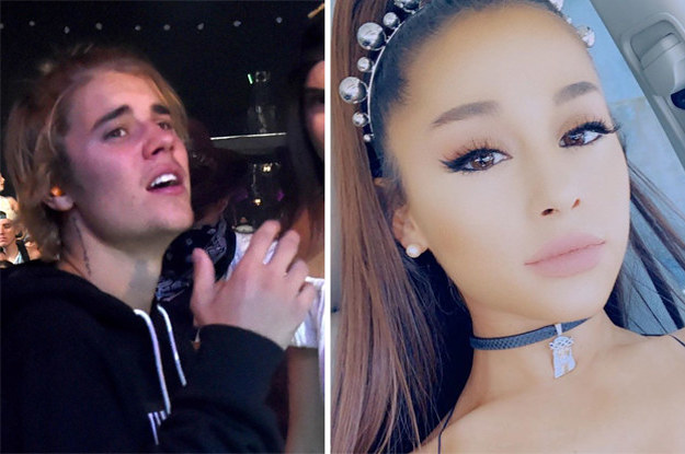 Ariana Grande And Justin Bieber Clapped Back At Someone Who Dragged Justin For Lip-Synching