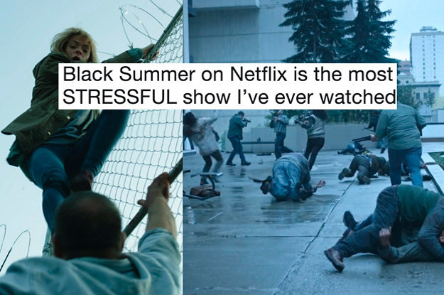 "There's A Netflix Series Called ""Black Summer"" That's Stressing Viewers Out, So I Watched It And Here's How It Went"