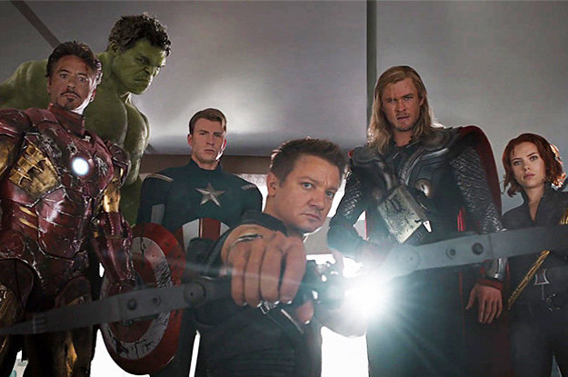 Everyone's Personality Matches An Original Avenger — Here's Yours