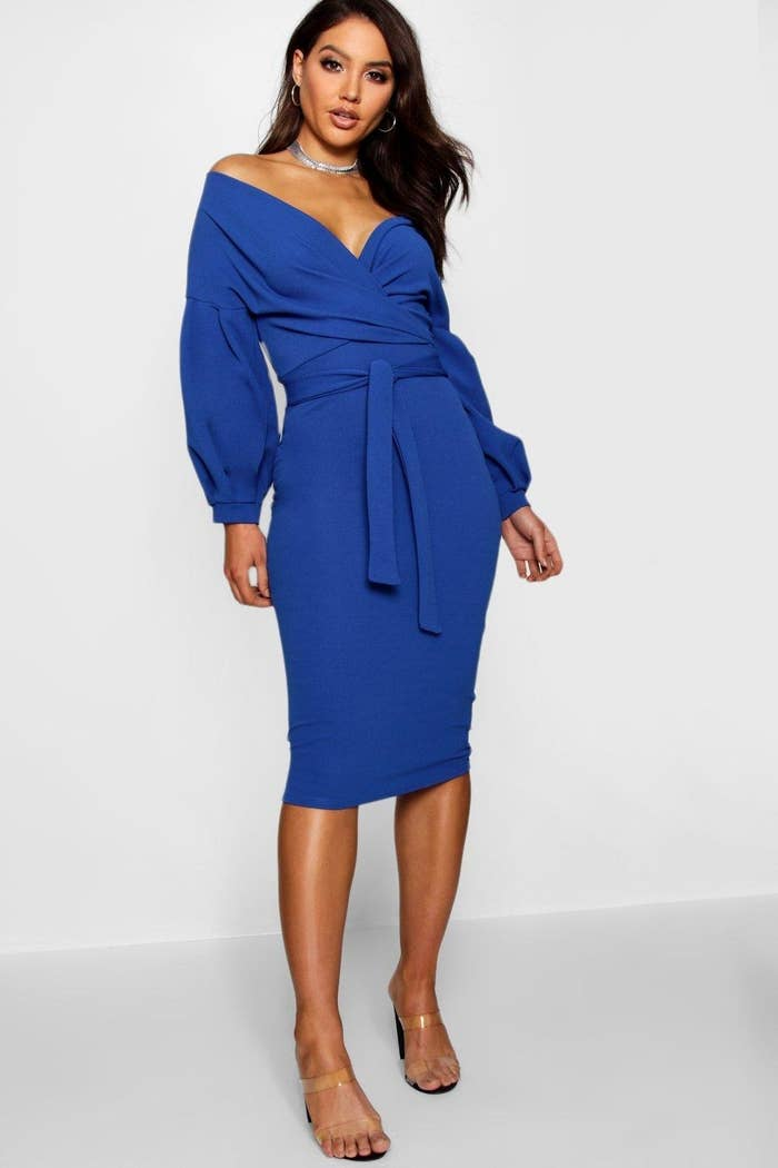 ddcfd600fde0 Get it from Boohoo for $25 (originally $50, available in sizes 4-20