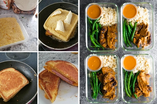 20 Packable Lunch Ideas For People Avoiding Carbs