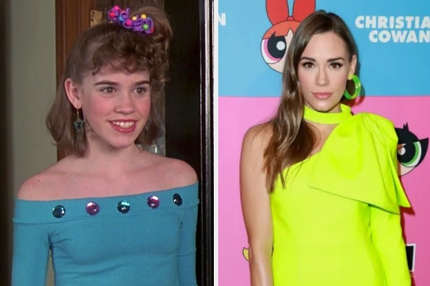 Here's 14 Side-By-Sides Of The Teens From